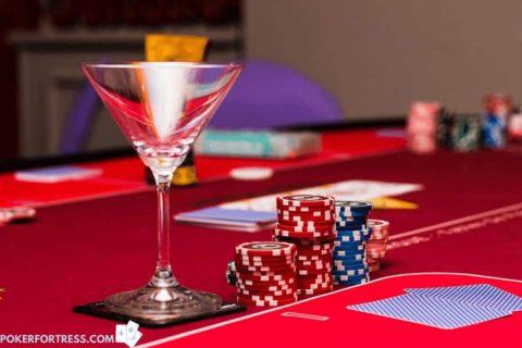 Best felt options for poker tables.