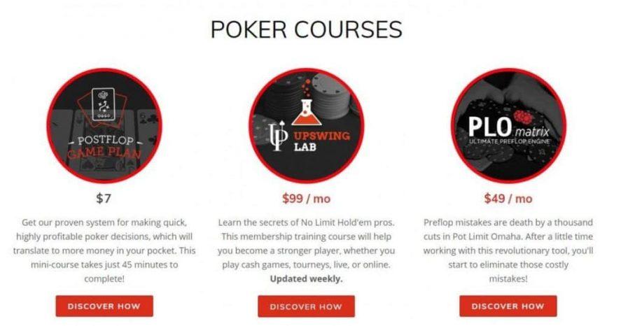 upswing poker poker resources